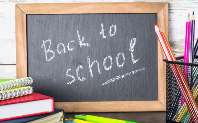 Budgeting Your Way Through the Back to School Season